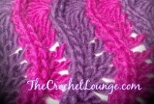 Crochet Lounge Community Board / If you're a Lounger on fb/g+/twitter/following social media, you know how to get yourself added as a pinner to this board :) ♥  Community Standards: Do not post copyrighted/trademark licensed material http://facebook.com/TheCrochetLounge or email pinterest@thecrochetlounge.com