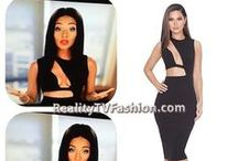 "Best of ""Love & Hip Hop New York"" Fashion / Find out where #LHHNY stars shop and who designs their clothes at http://realitytvfashion.com / by Reality TV Fashion"