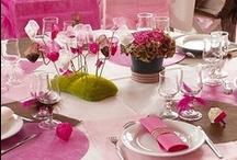 Pink wedding / Růžová svatba / Pink wedding inspiration