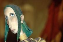 Art Dolls by Yulia Rаlnikova /