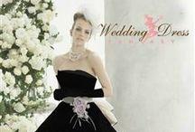 Black & White weding / Černobílá svatba