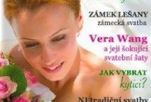 Wedding magazines / Svatební časopisy / Wedding magazines online. Svatební časopisy online a zdarma. www.svatbar.cz, #wedding magazine