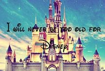 Disney / laighter is timeless, imagination has no age, and draems are forever. -Walt Disney / by Gwen Stephert