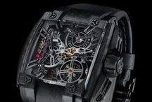 540 MAGNUM TOURBILLON / Rarely has a timepiece reflected its creators' experience and expertise so appositely as the 540 Magnum Tourbillon, embodying as it does Rebellion's deep involvement – and success – with Rebellion Racing. For more information, please visit: http://www.rebellion-timepieces.com/collection-540-magnum-tourbillon.php#1