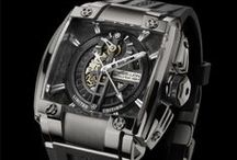REB-7 SKELETON REGULATOR MANUFACTURE / Developed to Rebellion's exacting specifications by master watchmaker Laurent Besse, the audacious REB-7's movement offers as much in the way of technical surprise as it does in the way of aggressive visual excitement.  For more information, please visit: http://www.rebellion-timepieces.com/collection-reb-7-skeleton-regulator-manufacture.php