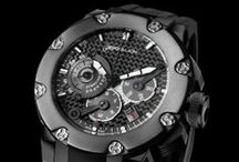 PREDATOR / Many characteristics of the Predator, both technical and aesthetic, are inspired directly from racing cars - like the brake disks and the pedals - and are found throughout the watch. Despite the watch's avant-gardist nature, the Predator is crafted with respect to horologic tradition. for more information, please visit: http://www.rebellion-timepieces.com/collection.php