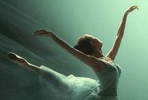 Ballet artsy stuff / Ballet photos and art we like