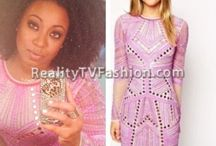 "Best of ""Blood, Sweat & Heels"" Fashion / Find out where #BloodSweatHeels stars shop and who designs their clothes at http://realitytvfashion.com / by Reality TV Fashion"