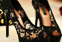 Shoe Whore / My love of shoes!! / by Elysa Childs