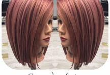 hairstyle / Look rápido y sencillo