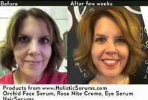 Testimonials Pics / Client Before-After