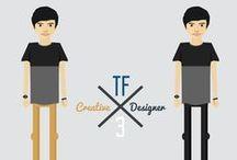 Flat Design / Vector , Design , Flat , Character , Fineart , art , designer , character