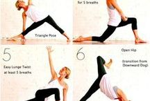 jóga, fitness