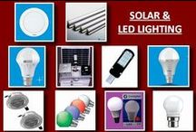 LED lighting / LED products for Home, Offices and Industrial use.