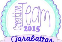 Garabattas Creative Team / Conoce al talento detrás de los proyectos creativos de Garabattas!! Todos ellos han aportado su toque especial a Garabattas! / by El Baúl de Andrea