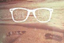 Fun in the sun / Sun, Sea, Sand and Fun in the sun -  Children's activities