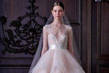 Monique Lhuillier / Wedding dresses from Monique Lhuillier