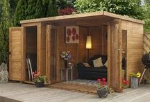 Love my shed / My shed! My moments and my space in my plot.