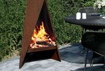 Love a warm night / Whether it's a chimenea or a firepit, we have ideas to keep you toasty.