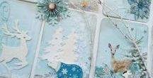 Marché de Noël décoration scrapbooking carterie / Préparatifs du prochain marché de Noël samedi 19 et dimanche 20 novembre à St-Nexans Dordogne. #marchedenoel #scrapbooking #papier #carterie