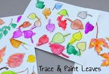 fall crafts for kids / by Choices4 Children