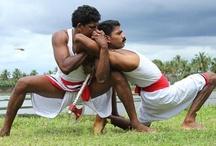 Kalaripayatt / Kalaripayatt is an old martial art from Kerala, with 4 different levels.