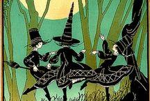 Halloween / ...Brown leaf vertigo where skeletal life is known / by Carolanne Osborne