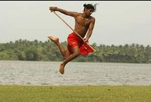 Silambam / Workshop in SITA on the 17th August!