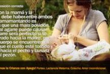 Información sobre la lactancia materna