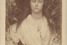 Cameron's Radiant Women / Born in India, Julia Margaret Cameron took her first photograph in England at age 48. Strikingly beautiful, her portraits are currently being exhibited at the Metropolitan Museum of Art