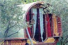 My gipsy caravan