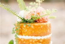 Naked Wedding Cakes / Naked Cakes