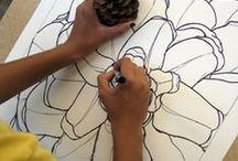 ~ Kunst og visuelle virkemidler ~ / Deleboard der me samlar fine og nyttige lenkjer å bruke i programfaget Kunst og Visuelle virkemidlar - studieførebuande programfag