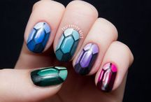 Nail Art / Lots of super pretty and clever nail looks to try out!