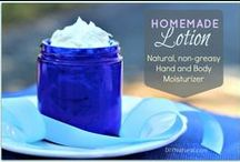 DIY Natural Beauty / Homemade beauty products