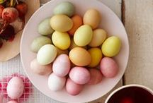 Easter / Easter Recipes and Decor
