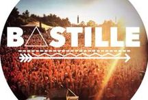 Bastille / My favourite band.