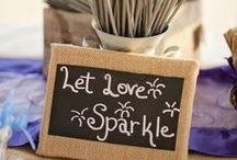 Creative Wedding Ideas / Creative ideas to make your wedding extra special. Thegiftaisle.com.au