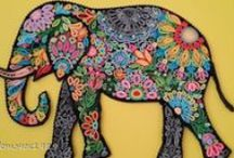 Paper Creative Arts / Discover all kind of decorative objects by using paper: Origami, Quilling ....