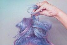 Unicorne Hair