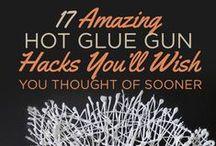 Glue Gun Crafts