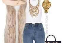 Outfit ideas / when you don't know what to wear..... look at some outfit ideas