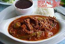 Cubaanse recepten / Cubaans eten en drinken