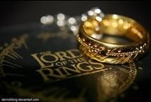 LOTR<3 / Lord of the rings. / by Alexia K