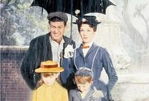 """Magical Mary Poppins / Practically Perfect in every way....  """"It's my third motion picture, but the best one I've ever been in, and if I live to be a hundred and fifty years old.  To me, this is the greatest family classic of all time."""" ~ Dick Van Dyke, about Mary Poppins"""