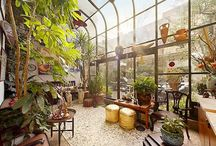greenhouses / conservatories
