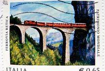 Italian stamps