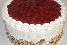cakes / by anna loutsos