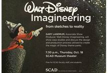 Imagineering / Disney Imagineers, are renowned for their ability to turn fantastical ideas into magical realities, confront creative challenges, every day.  They do so and succeed utilizing time proven techniques and a belief that anything can be achieved if the mind is freed from conventional formulas.