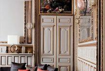 MODERN CHIC - chateau, elegant, glam, neo-classic, holywood / by Kevin Aldric Interior